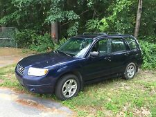 Subaru: Forester 1excFORESTER