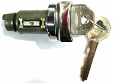 NEW 1941-1964 BUICK CHEVROLET GM IGNITION LOCK CYLINDER WITH 2 KEYS TO MATCH
