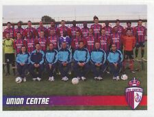 N°528 EQUIPE TEAM # BELGIQUE URS DU CENTRE STICKER PANINI FOOTBALL 2011
