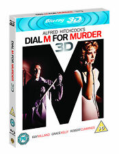 Dial M For Murder 3D (2 Discs) (3D Blu-Ray)