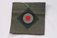 West German Germany Luftwaffe BRD Air Force Cap Roundel Patch Badge Hat Green