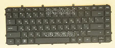 NEW For HP ENVY 4-1000 6-1000 Keyboard Russian Black Frame NO backlit