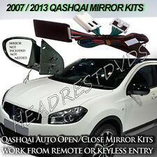 Nissan Qashqai Automatic Mirror Folder PLUG & PLAY