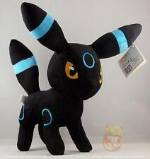 Pokemon plush  SHINY UMBREON. 12 inches/30 cm* HIGH QUALITY* UK STOCK