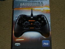 SONY PLAYSTATION 3 PS3 Oficial Battlefield 4 Controlador USB con cables NUEVO! Game Pad