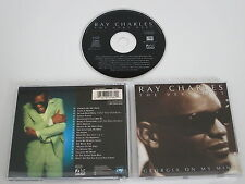 RAY CHARLES/THE VERY BEST: GEORGIA ON MY MIND(ATLANTIC 7567-80588-2) CD ALBUM