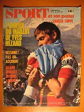 SPORT 29 du 25/8/1971-L'envers du maillot de Y. Hezard-Helsinki, pas d'accident