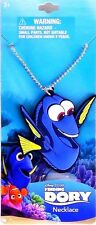 NEW! Disney Pixar Finding Dory Movie Necklace Blue Tang Fish Super CUTE ~