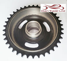 NEW ROYAL ENFIELD 3 VANE 38 Teeth REAR WHEEL SPROCKET @UK