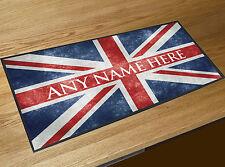 Personalizado Bandera Del Reino Unido Británico toalla de bar Bares Clubes &