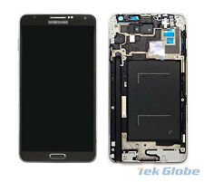 Black LCD Touch Screen Digitizer + Frame for Samsung Galaxy Note 3 N900 3G