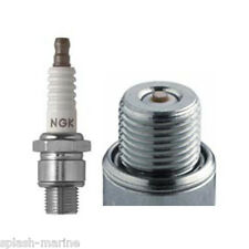 NGK BUZHW-2 2173 Spark Plug Mercury / Mariner 2-Stroke Outboard Engines 4hp-90hp