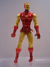 Marvel Universe loose Iron Man Secret Wars figure From 2 Pack