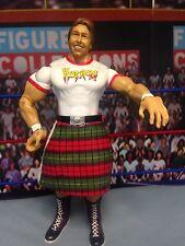 WWE Wrestling Jakks Classic Superstars Exclusive Rowdy Roddy Piper Figure