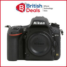 Nikon D750 Digital SLR Camera Body 3 Year Worldwide Warranty - Item is in UK