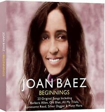 Joan Baez - Beginnings - CD - BRAND NEW SEALED