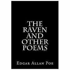 The Raven and Other Poems by Edgar Allan Poe (2012, Paperback)