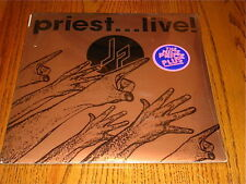 JUDAS PRIEST LIVE 2-RECORD SET STILL SEALED WITH STICKER!