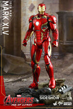 Iron Man Mark XLV Age of Ultron Diecast 1:6 Scale Figure Hot Toy