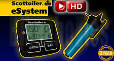 Scottoiler eSystem automatic motorcycle chain oiler VIDEO AND MOST INFO IN AD!