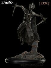 Weta Collectibles The Hobbit The Witch King at Dol Guldur Statue New
