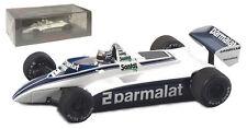 SPARK s4789 BRABHAM bt49d #2 WINNER GP MONACO 1982-Riccardo Patrese ha SCALA 1/43