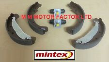VAUXHALL ASTRA G MK4 (98-04) MINTEX REAR BRAKE DRUM SHOES and WHEEL CYLINDERS