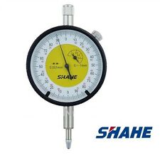 SHAHE 0-1MM 0.001MM Metric Precision Dial Indicator Dial Gauge Measuring Meter