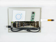 """NEW 10.4 Inch 5 Wire Resistive Touch Screen USB For 10.4"""" LCD Screen Panel PC"""