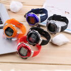 Pulse Heart Rate Monitor Calories Counter Fitness Sport Wrist Watch Waterproof E