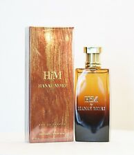 HANAE MORI HIM 1.7 EDP 50ml SPRAY for MEN EAU DE PARFUM NEW RETAIL BOX COLOGNE
