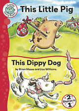 Tadpoles Nursery Rhymes: This Little Pig / This Dippy Dog: WITH This Dippy Dog