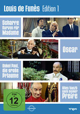 Louis de Funes - Edition 1 - 4 DVD Box - Neu u. OVP