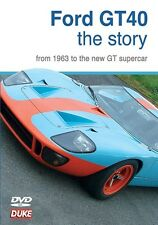 Ford GT40 - The Story (New DVD) From 1963 to the new GT Supercar