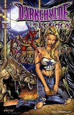DARKCHYLDE: THE LEGACY # 2 - COMIC - 1998 - 9