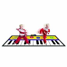 Smart Planet The World's Largest Piano Mat, 6' Children Music Education Exercise