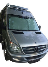 Class C,B-RV 2 pc Windowshade- Reflective, Collapsible, Sprinter & Express Van