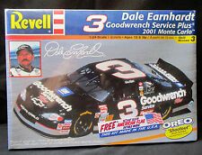 Revell Dale Earnhardt 3 Goodwrench Service Plus 2001 Monte Carlo Model # 85-2375