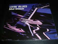 CD.LIVIN' BLUES.BLUES BREEZE. SUPER BLUES BLANC.1976. + 5 BONUS INEDITS.DIGIPACK