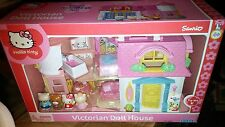 Sanrio Hello Kitty VICTORIAN DOLLHOUSE - NEW IN BOX, Factory Sealed #32490