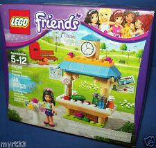 LEGO 41098 FRIENDS EMMA'S TOURIST KIOSK New RETIRED