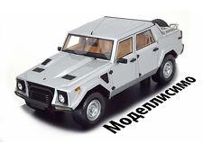 CMF LAMBORGHINI LM002 Silver Color 1:18 scale! LE 100 Rare Find!