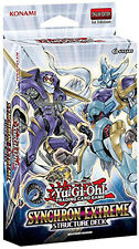 3x Yugioh Cards SYNCHRON EXTREME Structure Deck SEALED IN HAND!!
