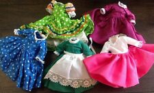 "Lot Of Tagged Dresses For 8"" Madame Alexander Doll"