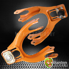 RDT Yellow Front Camber Correction Control Arm Kit for 1992-1995 Honda Civic EG