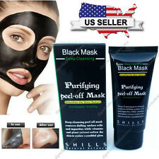 Shills Purifying Black Mask Peel-off Deep Facial Cleansing Blackhead Remover