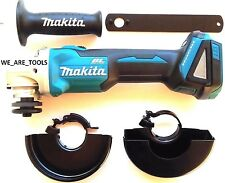 "New Makita XAG03 18V Cordless Brushless Battery Angle Grinder 4 1/2"" 18 Volt LXT"