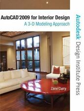 AutoCAD 2009 for Interior Design: A 3D Modeling Approach (Autodesk Design Instit