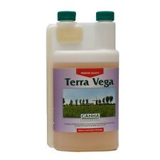 CANNA TERRA VEGA 1LT FERTILIZZANTE VEGETATIVA GROW FERTILIZER INDOOR OUTDOOR  g