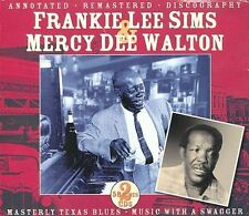 Texas Blues * [Frankie Lee Sims] [2 discs] New CD